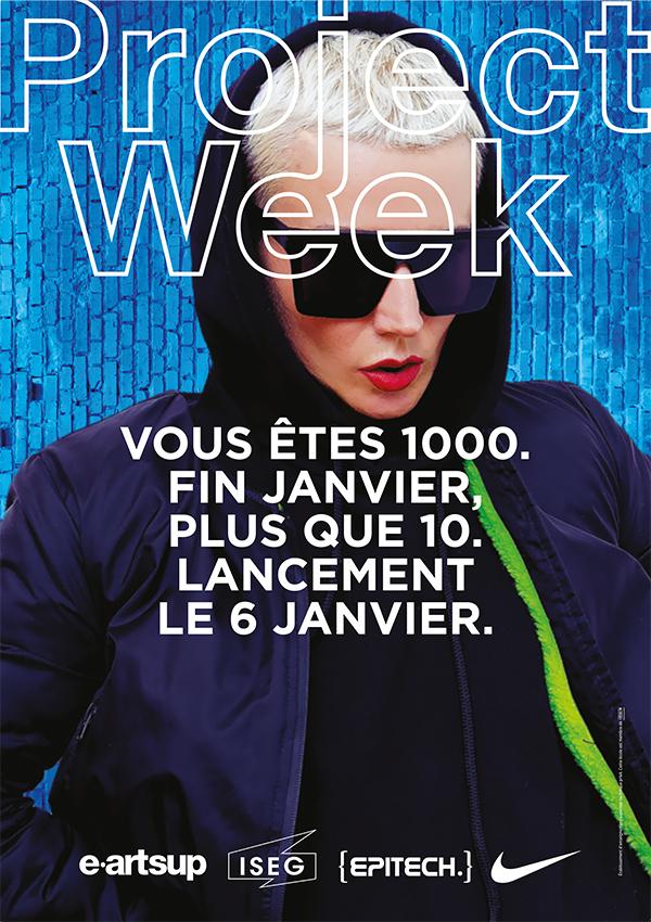 Project Week 2020 x Nike