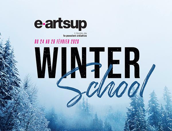 Winter School 2020 x e-artsup Strasbourg