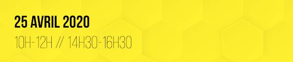 Participez aux JPO digitales d'e-artsup ce samedi 25 avril!