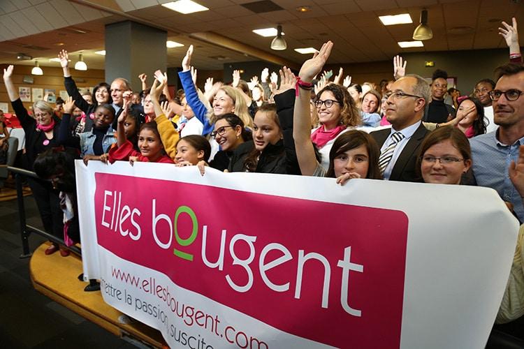 « Elles Bougent pour l'Energie » à l'ESME Sudria Paris