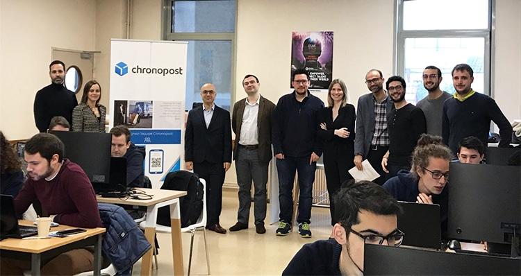 Hackathon Chronopost x ESME Sudria