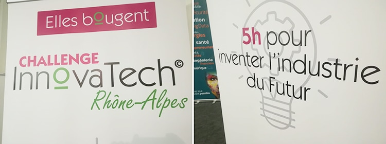Challenge InnovaTech x Elles Bougent x ESME Sudria Lyon