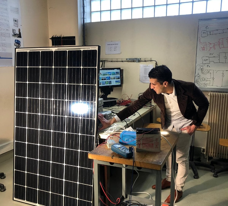 Lancement Majeure Energies Renouvelables & Smart Grid