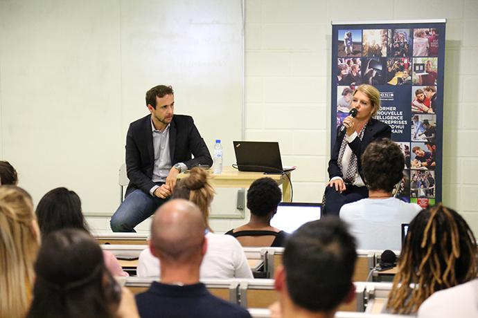 Rendez-vous de la double compétence x TechForEarth avec Bertrand Bailly de Davidson Consulting