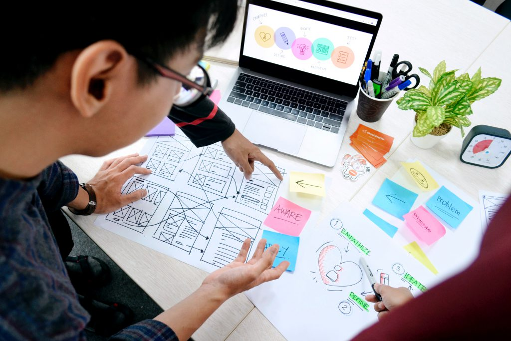 conseils en design thinking
