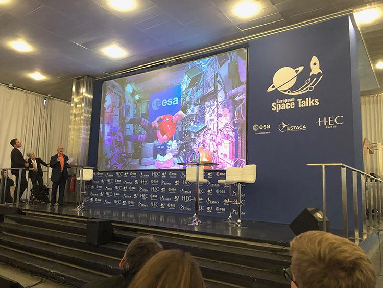 European Space Talks 2019 x ESA