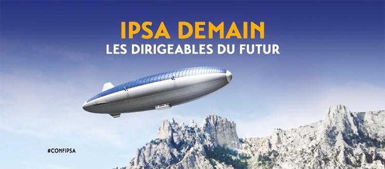 Conférence IPSA Demain : Les Dirigeables du Futur